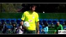 Neymar Jr - Freestyle Skills (Warm-Up) 2015