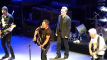 U2 HD ieTour 2015 Bruce Springsteen  I still haven't found/Stand by me