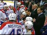 Hockey:  Toronto Maple Leafs vs Montreal Canadiens
