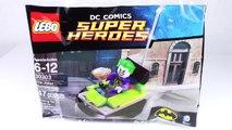 LEGO The Joker Bumper Car Review! Set 30303 LEGO DC Comics Batman