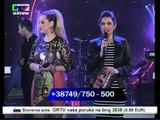 Gostuvanje na Aneta i grupa Molika - na OTV - Valentino  (6 del)