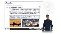 Estudios de Grado 13. Campus de Vera. Grado en Ingeniería Aeroespacial. © UPV