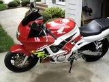 1996 Honda CBR 600 F3