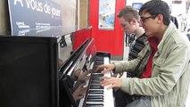 A vous de jouer - 13.03.2014 - Piano en duo + voix à Versailles Chantiers