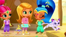 Shimmer and Shine Genie Treehouse Clip 3 shimmer and shine cartoon