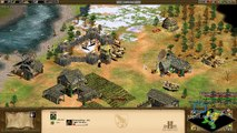Age of Empires 2: The Conquerors Walkthrough Attila the Hun Part 2 - The Scourge of God Part 2