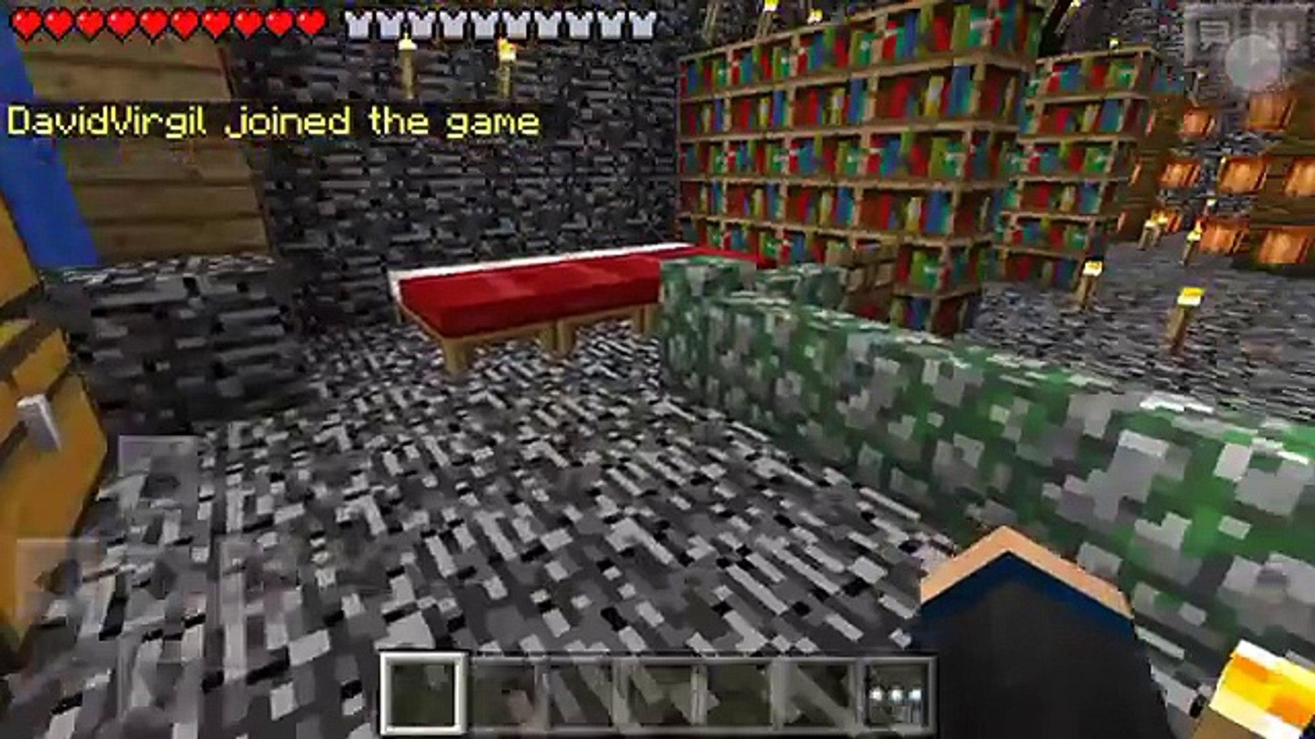 Minecraft glitches plus one in description