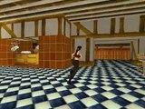 Tomb Raider 2: Dagger of Xian Lara's Home Walkthrough Part 2: Locking Winston in the Freezer