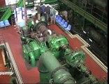Największy na świecie pracujący silnik parowy