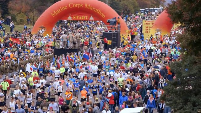 Marine Corps Marathon 2013: The People's Marathon