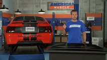 Mustang Rear Window Louvers Textured ABS (94 04 All) Review