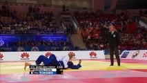 Mondiaux de Judo : Audrey Tcheuméo battue pour la médaille de Bronze
