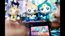 Sailor Moon Makeup Plate Mini Gashapon Set 4: Neptune and Uranus Talismans