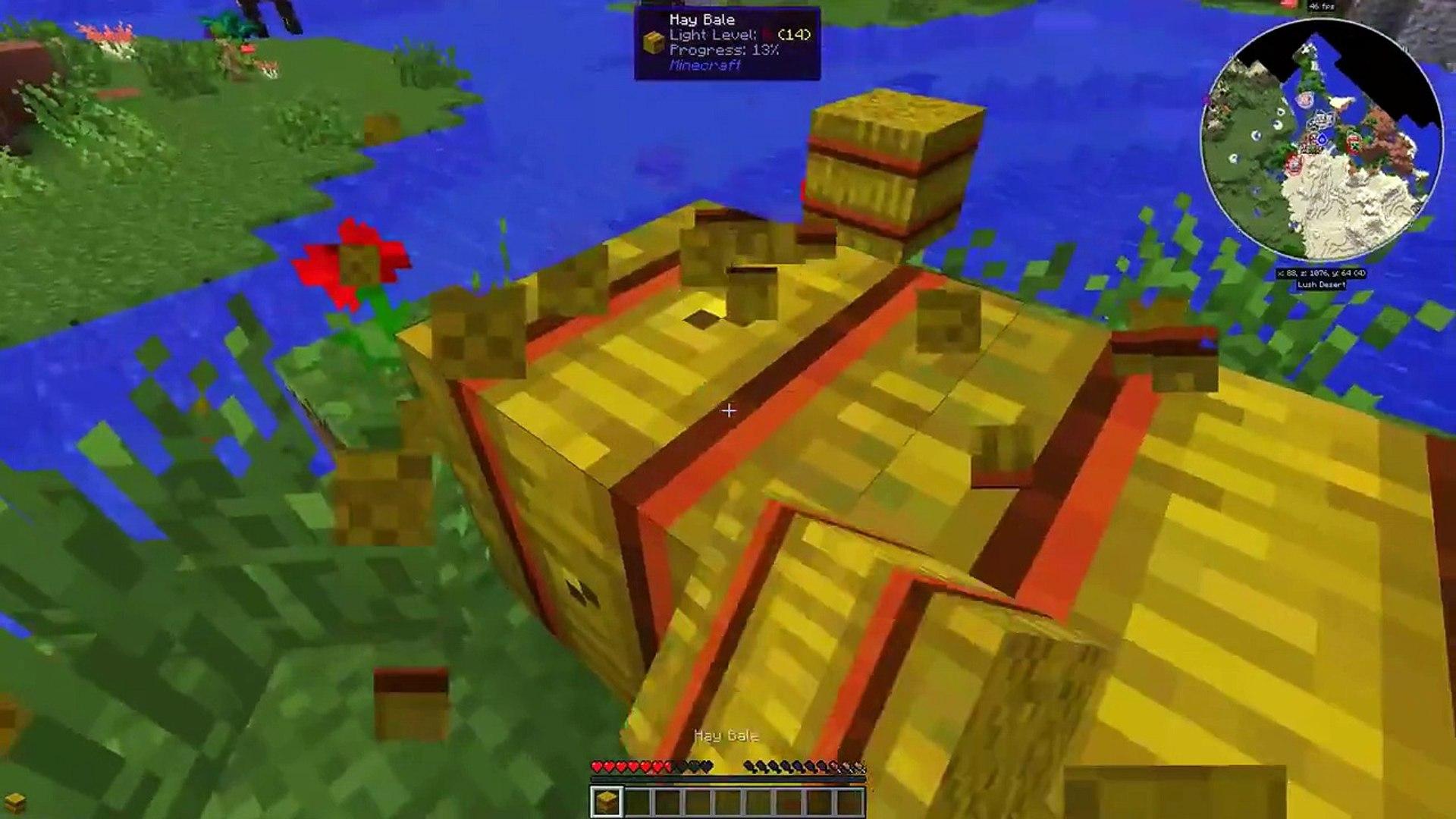 Mason Fell In Quicksand Again - Minecraft Resonant Rise w/Mason Ep 11