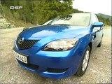 Opel Astra H 1.6 vs Mazda 3 1.6 vs VW Golf V 1.6