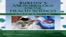Burtons Microbiology for the Health Sciences 9th nineth edition