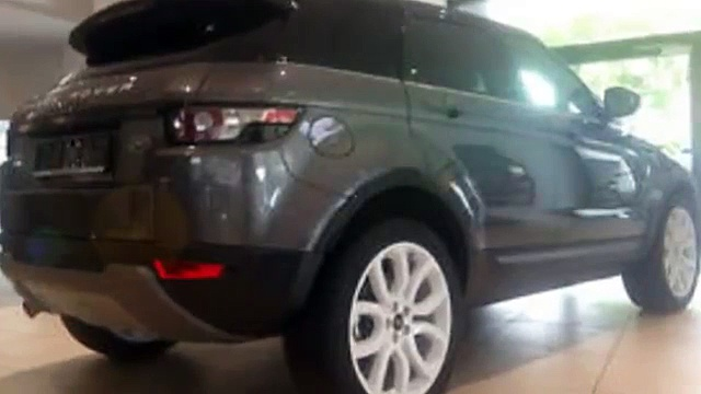 Land Rover Range Rover Evoque Range Rover Evoque TD4 Britain I