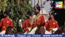 RARE COLOUR VIDEO CLIP OF 1947 INDEPENDENCE DAY