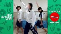 Best Japanese Vines of Japanese High school girl 2015 _ Part 04 Vine Compilation