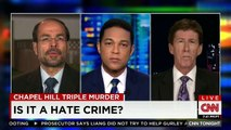 Video: CAIR Director Nihad Awad Appears on 'CNN Tonight' to Discuss Chapel Hill Murders