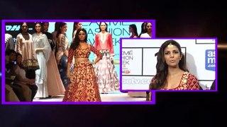 Lakme Fashion Week (LFW) 2015 Ramp sexy models