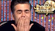 Jhalak Dikhhla Jaa 8: Karan Johar BREAKS DOWN While Leaving!   #LehrenTurns29