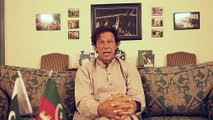 Imran khan talk to people and announce his next plann