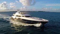 Charter M/Y Rebel - 48m Trinity Yachts -  this winter in the Caribbean!