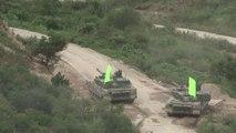 Südkorea und USA simulieren Kämpfe im Norden