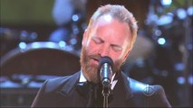 Sting - The Rising - Bruce Springsteen Kennedy Center Honors