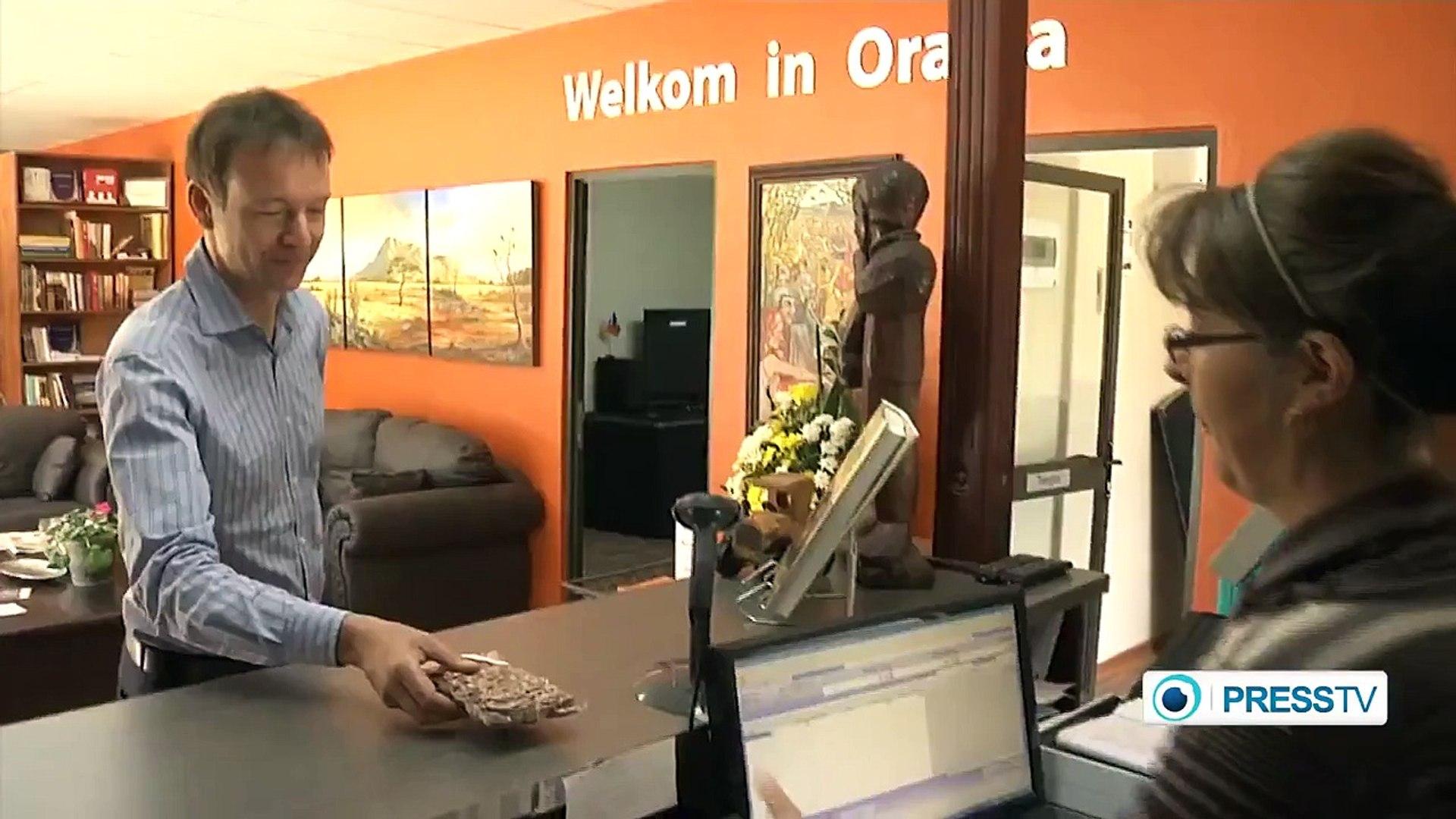 People cherish apartheid in South African town of Orania