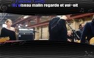 Karaoké Laurent Voulzy et Alain Souchon - Oiseau malin (avec voix Laurent Voulzy)