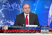 Nadeem Malik Shows Justice (R) Kazim Maliks Letter to Pervez Rasheed in Reply to His Threats