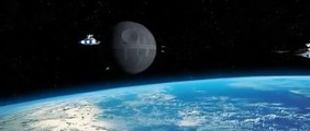 Adywans Star Wars Revisited - Death Star Reveal Test