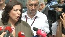 """Emmanuelle Cosse: """"Déception extrêmement forte chez les écologistes"""""""
