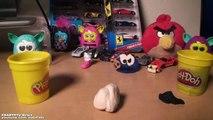 PLAY-DOH AMIGUITOS DE LA GRANJA|Play-Doh Farm Barnyard Pals Animal Activities Mundo de Jug