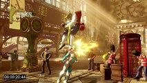 Street Fighter 5 R. Mika Reveal Trailer - Rewind Theate
