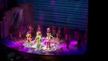 Mamma Mia LIVE In Tel Aviv 2015 - Dancing Queen & Waterloo (Show Ending)