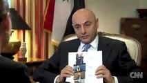 CNN Hala Gorani Interviewing Thug Imad Mustapha (مترجم)