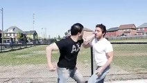 When white People Fighting & When Dessi's Getting Into a Fight ( Funny Video Must Watch )