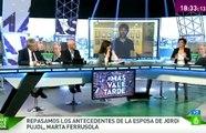 MÁS VALE TARDE - MAS, SOBRE JORDI PUJOL Y FAMILIA