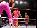 Randy Savage & Bret Hart vs Ric Flair & Shawn Michaels (Worcester, MA 07.22.92)