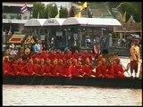 Royal Barge Procession, Bangkok, Thailand 07/10/99.