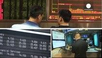 Prima crollo, poi rimbalzo: settimana da cardiopalma per i mercati globali