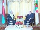 Algérie - Bouteflika reçoit le ministre des Affaires étrangères du Sultanat d'Oman