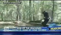 Terrifyingly lifelike six-foot humanoid robot tests skills - FoxTV Tech News