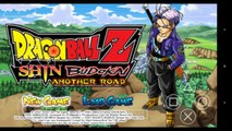 Dragonball z shin budokai another road part 1