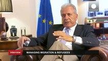 """""""L'Europe s'oppose à toute forme d'exclusion"""" - Commissaire de l'UE aux Migrations"""