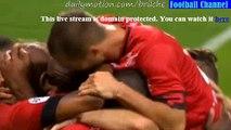 All Goals & Highlights - Guingamp 2 - 0 Marseille - Ligue 1 - 28.08.2015