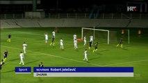 Zagreb - Lokomotiva 1-2, golovi, 28.08.2015. HD